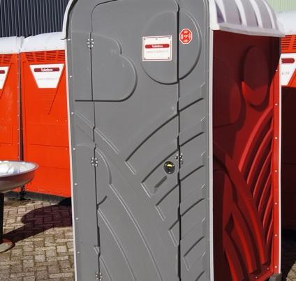 Toiletboxen voor een feestje