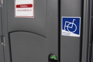 Toiletbox mindervaliden